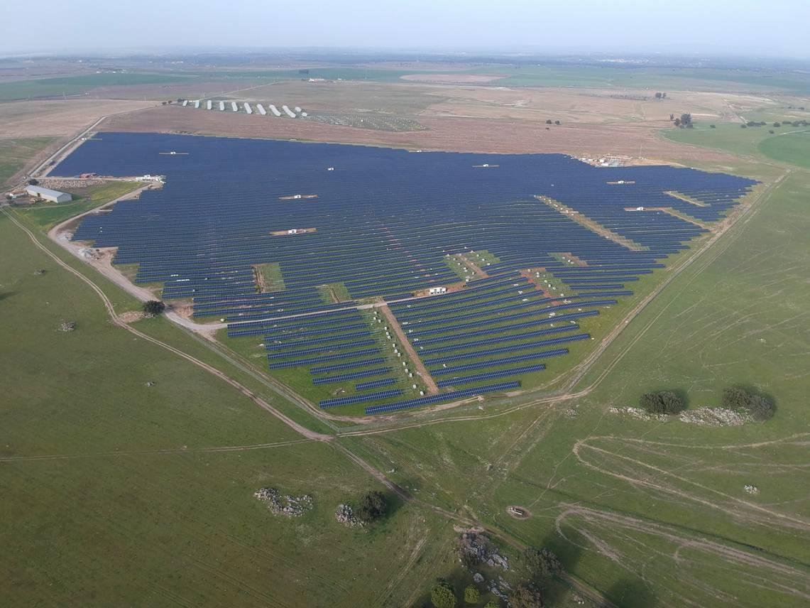 Parque Fotovoltaico Vale de Moura